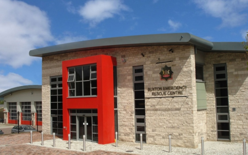 Buxton Fire Station
