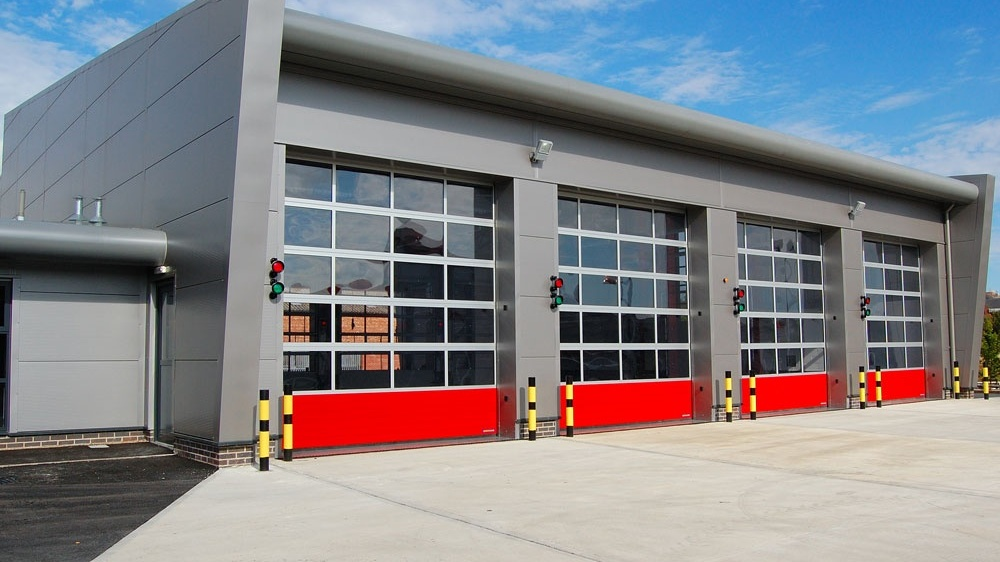 Chesterfield Fire Station