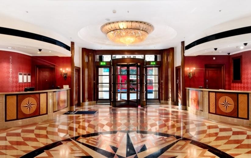 Hilton Paddington Hotel London Uk