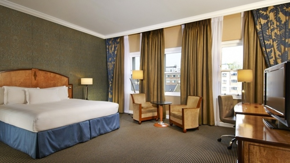 Hilton London Paddington Hotel
