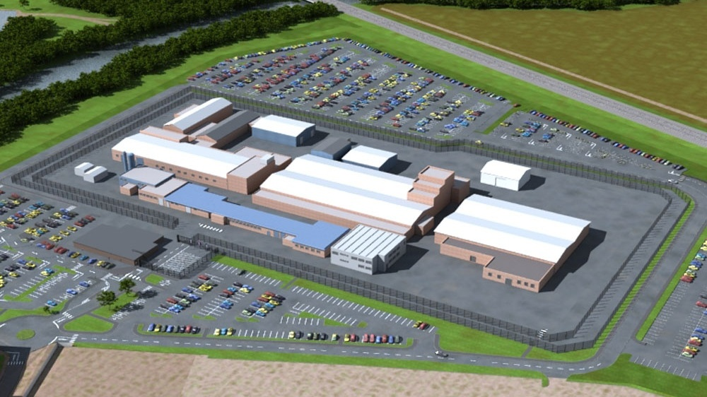 Rolls-Royce: Nuclear Manufacturing Facilities