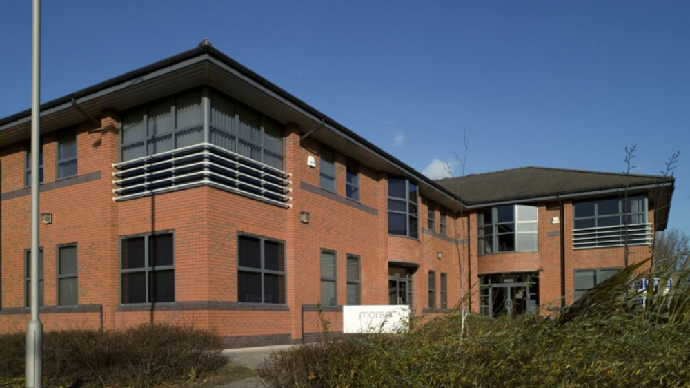 Wyvern Business Park