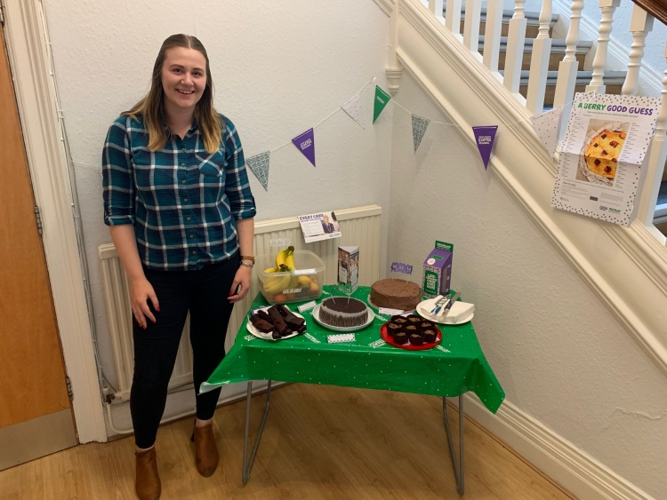 Macmillan Cancer Coffee Morning