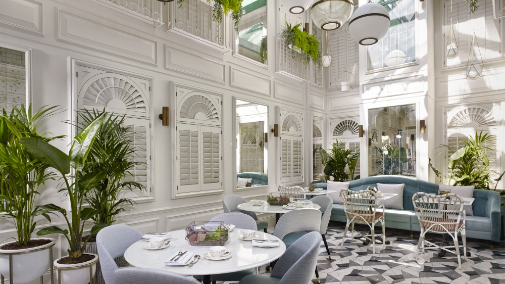 Victorian Hotel Design Architect