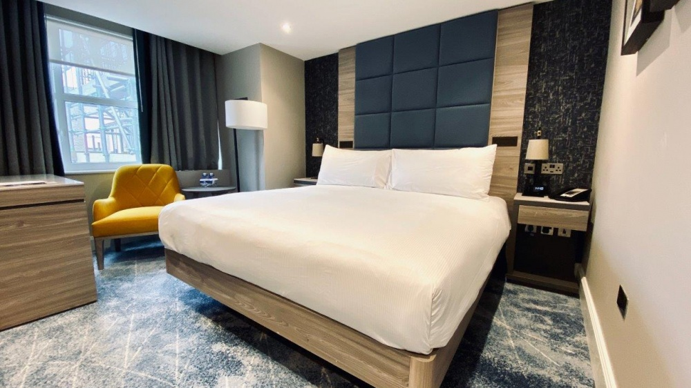 Hotel Space Planning, Hotel Architect London