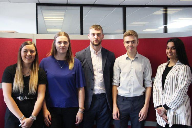 Morrison Design Derby College Alumni Photo