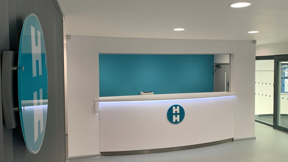 Derby Architect Healthcare & Surgery for NHS